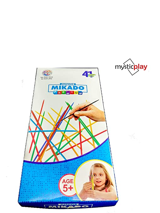 Buy MysticPlay Junior Mikado Sticks Game