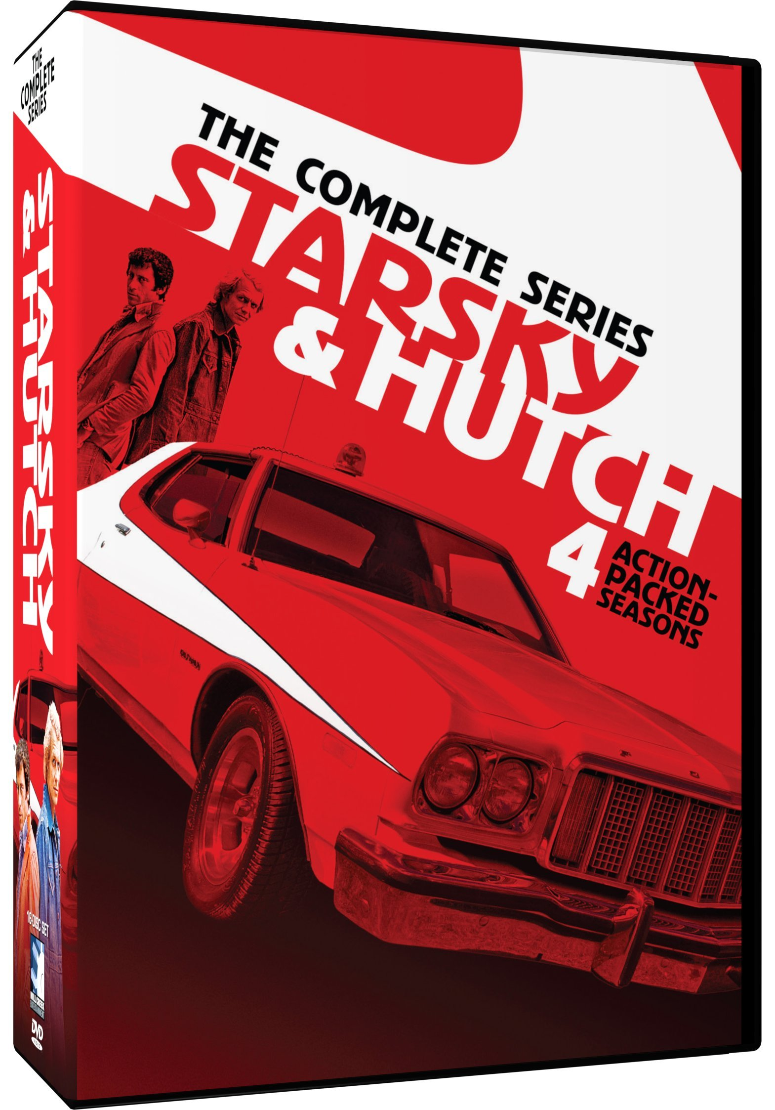 DVD : Starsky & Hutch: The Complete Series (Boxed Set, 16 Disc)