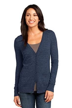 d74144c077 District Made Women s Cardigan Sweater at Amazon Women s Clothing store
