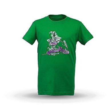 KrisTalas niños Camiseta de Las niñas Yoga India Meditation ...