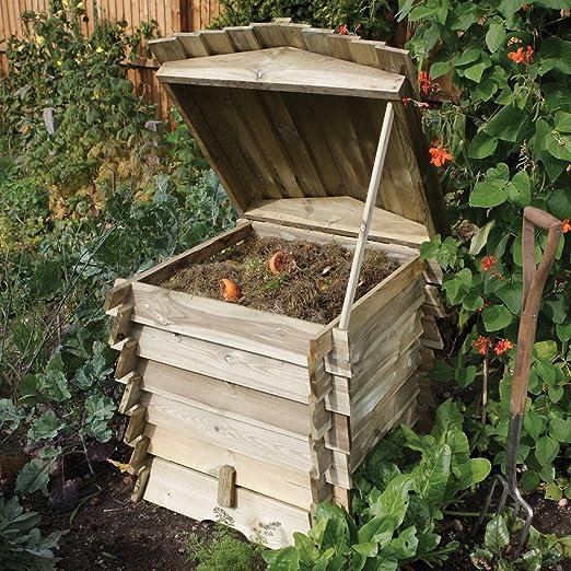 Gärtner Pötschke – Colmenas de compostador: Amazon.es: Jardín