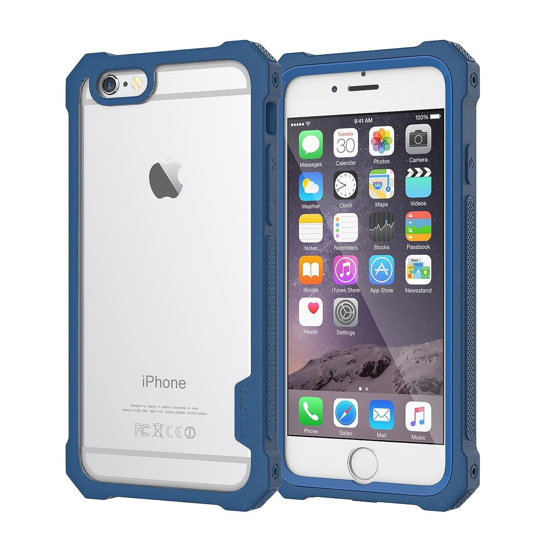 iPhone 6S Case / iPhone 6 Case by Daswise, Clear Bumper Case