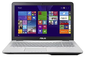 ASUS N551JX Intel WLAN Drivers Windows XP