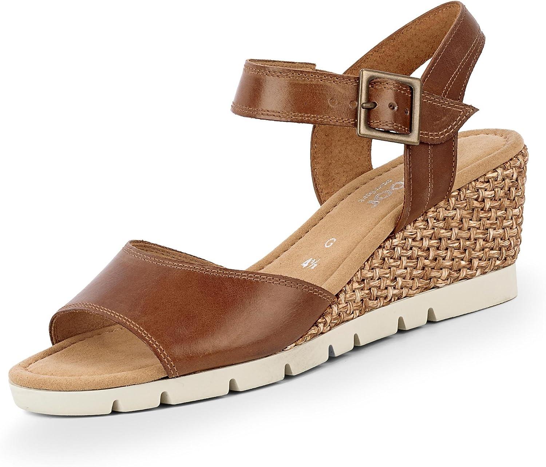 Gabor Nieve 82.842.53 Brown Leather