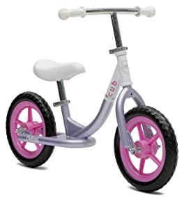 side facing retrospec cub balance bike