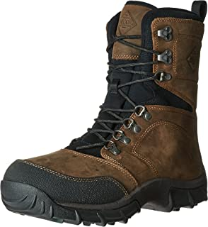 d9178687ccf Amazon.com | Muck Boot Men's Summit 8'' Non-Insulated Leather Boots ...