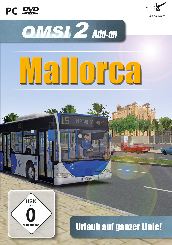 OMSI 2 - AddOn Szenerie Mallorca: 4015918138529: Amazon com: Books