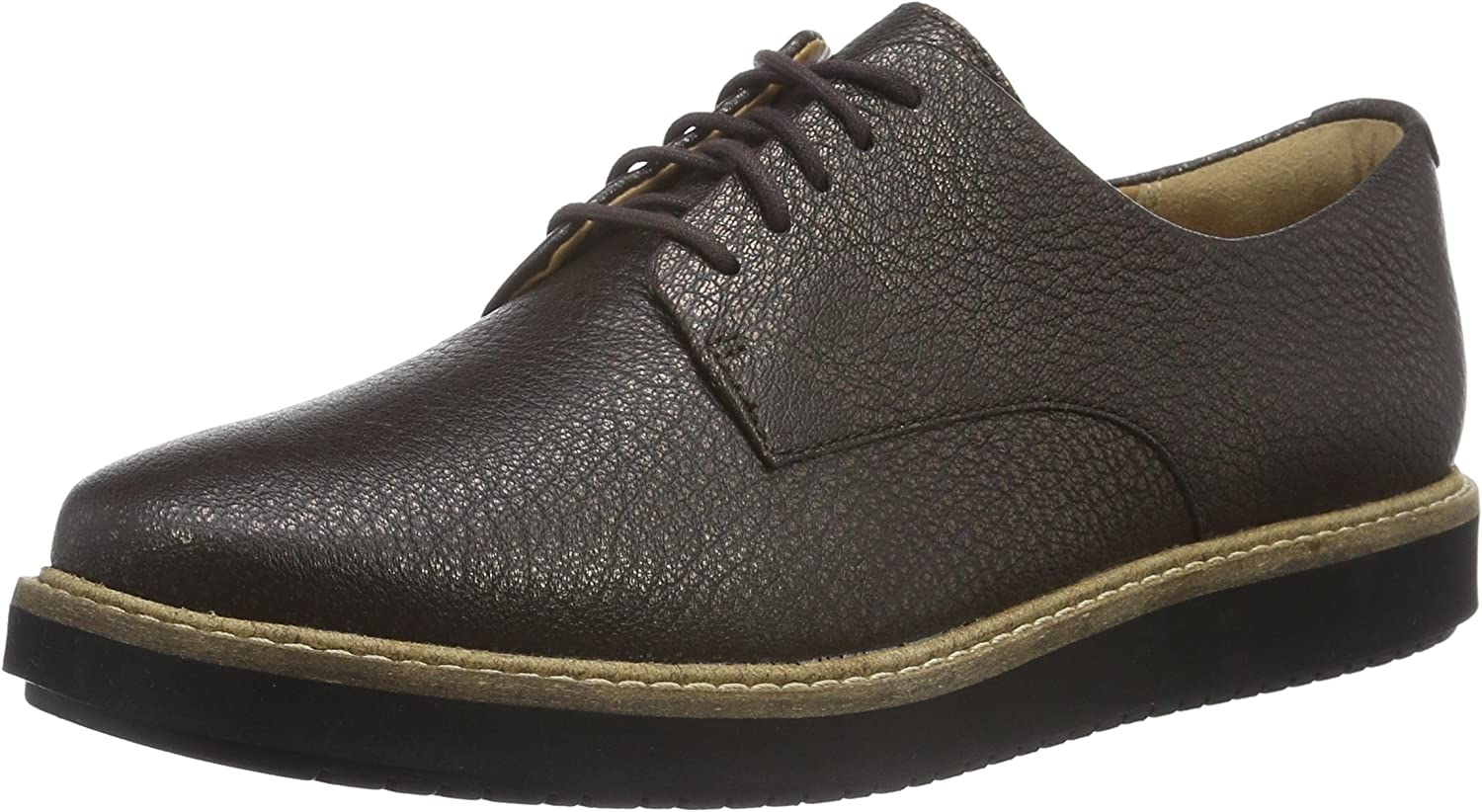 Clarks Glick Darby, Derby para Mujer