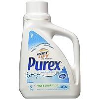 Purex Dirt Lift Action Free & Clear Detergent