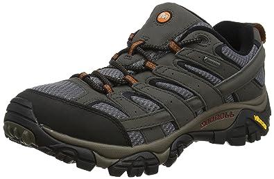 Merrell Damen Moab 2 GTX Trekking-& Wanderhalbschuhe, Grün (Sedona Sage), 41 EU