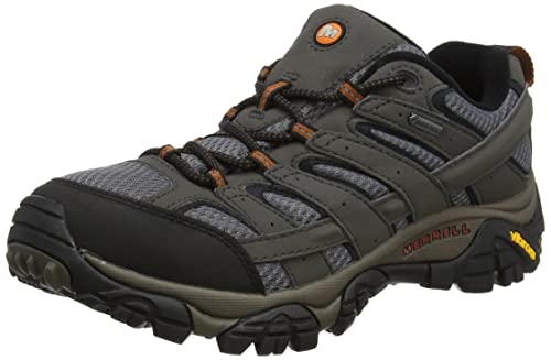Zapatos grises Merrell para mujer M85LJ