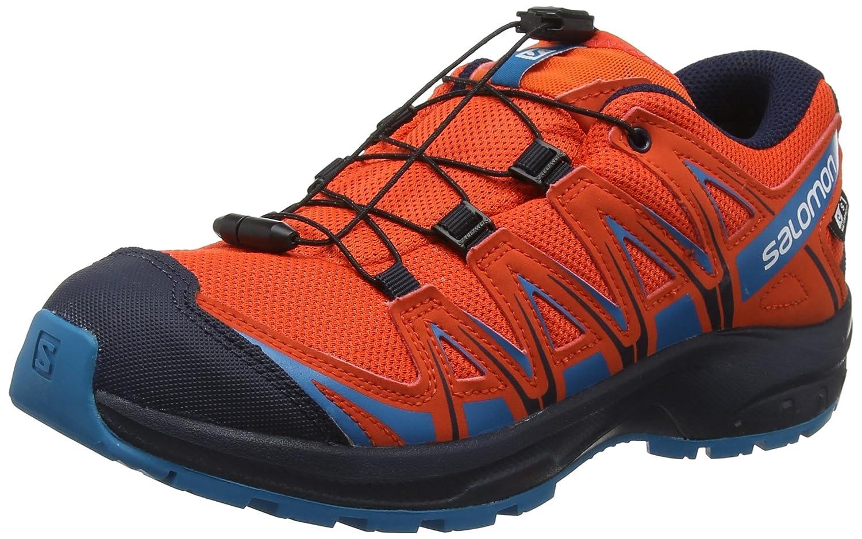 SALOMON Unisex Kids/' Xa Pro 3D CSWP J Trail Running Shoes