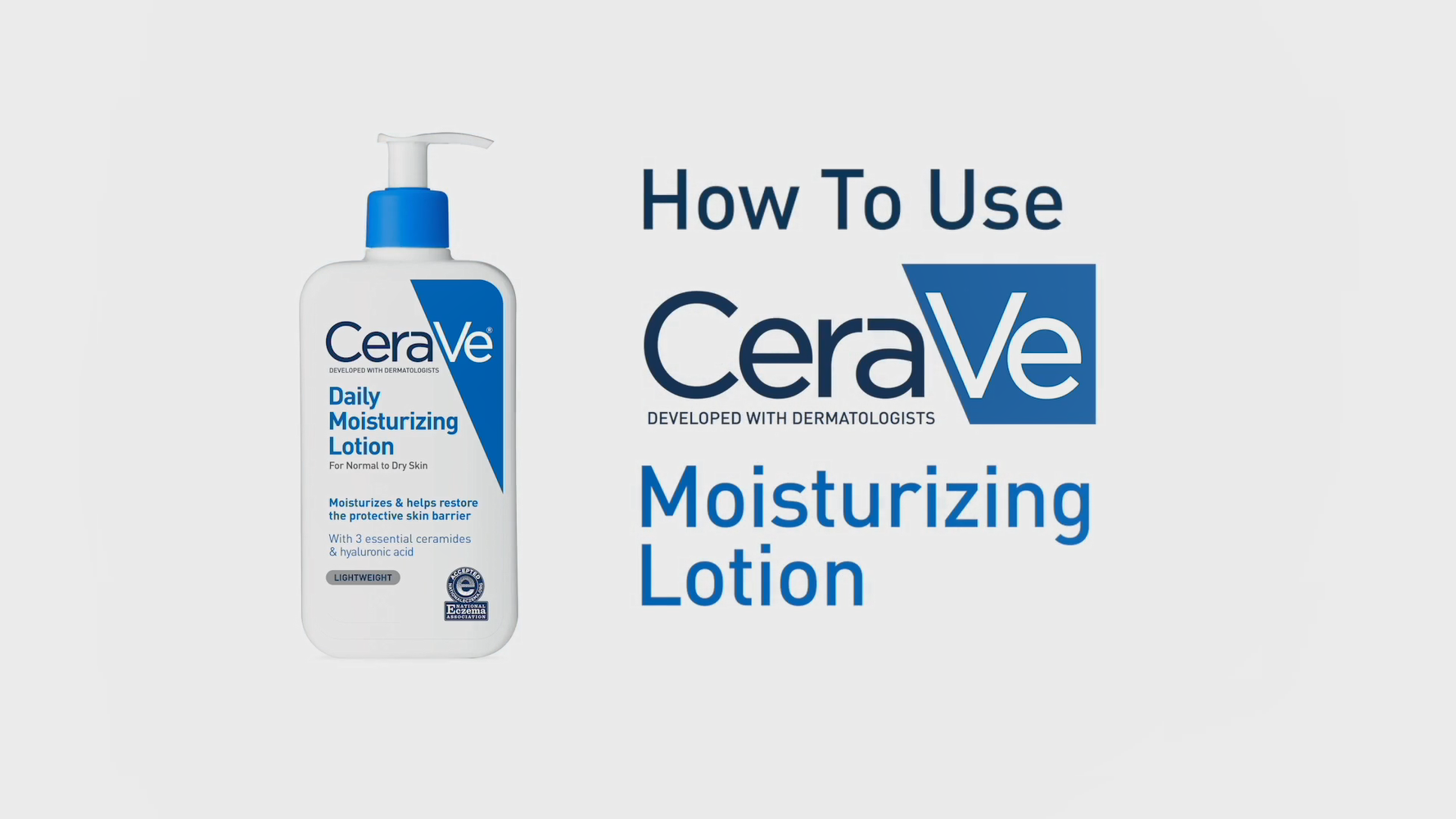 CeraVe Daily Moisturizing Lotion | 12 Ounce | Face & Body Lotion for Dry Skin with Hyaluronic Acid | Fragrance Free 7