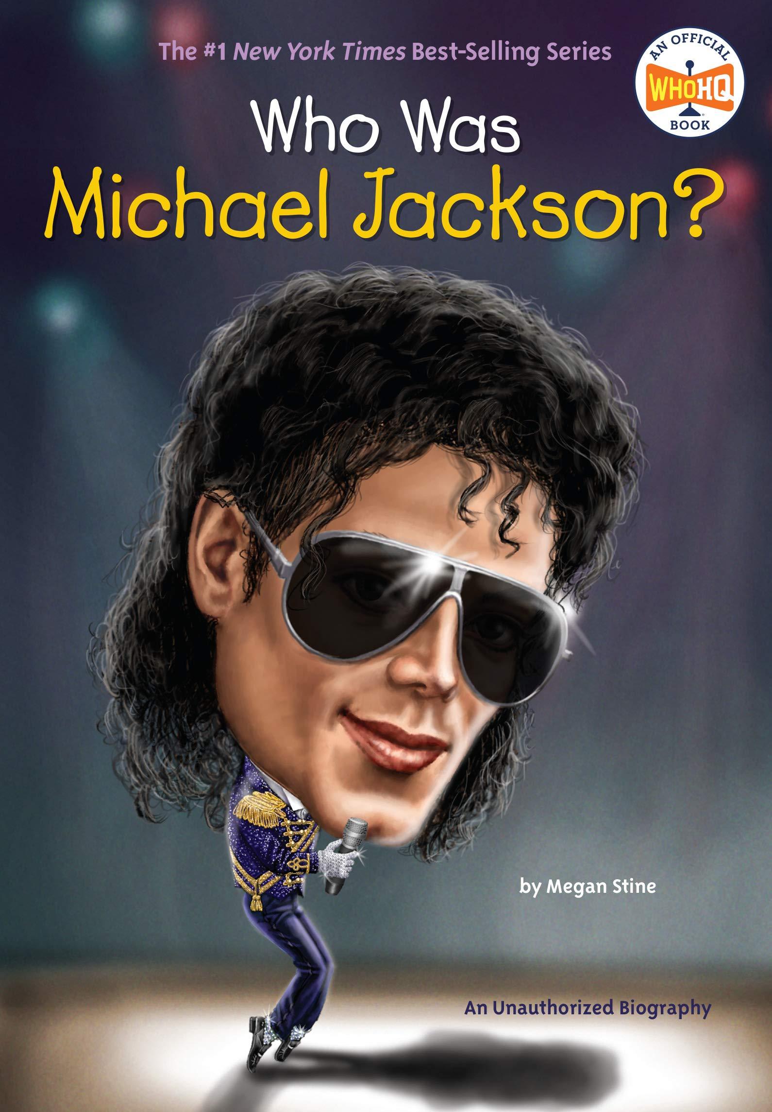 Who Was Michael Jackson? ebook