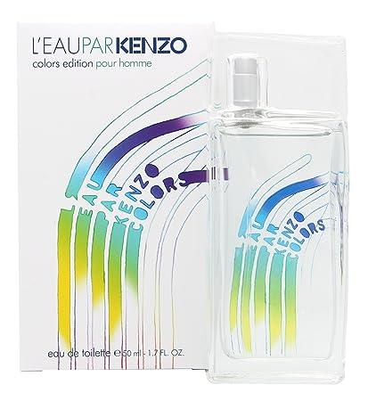 b9c53fa23 Image Unavailable. Image not available for. Color: Kenzo L'Eau Par Kenzo  Colors Pour Homme eau de toilette for men 1.7 oz