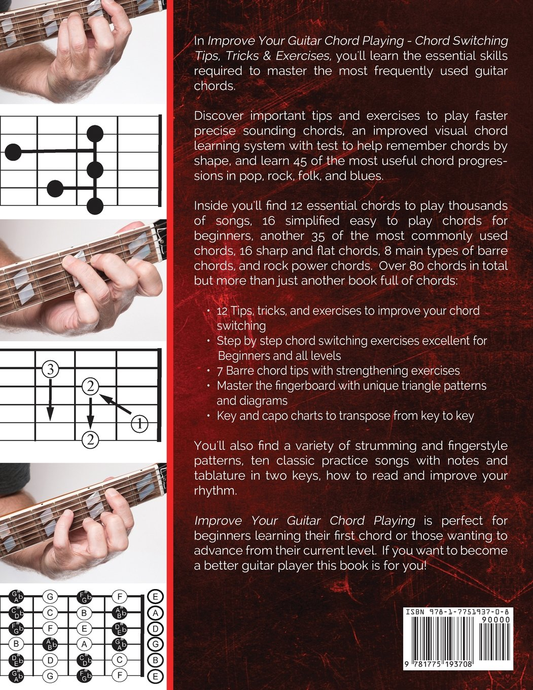 Amazon Improve Your Guitar Chord Playing Chord Switching Tips