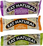 Eat Natural Assorted Nuts and Fruit Bar 50 g (Pack of 28)