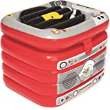 Bestway Inflatable Party Turntable Cooler Inflatable Party Turntable Cooler, Red