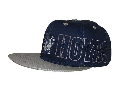 online store 06576 dccad denmark georgetown hoyas circle hat 9b992 facb0  order drew pearson mens vintage  snapback cap nos georgetown hoyas adjustable 22.05 inch 23.62 inch dark