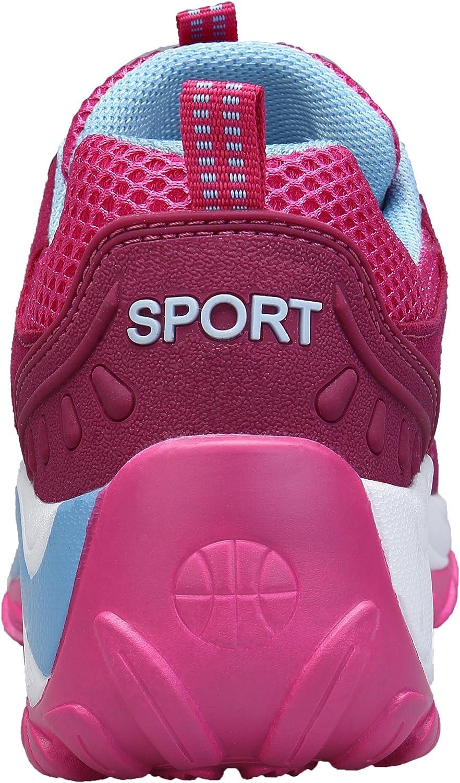 KOUDYEN Zapatillas Deportivas de Mujer Running Sneakers Respirable Zapatos
