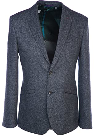 a37584cc4 Amazon.com: Ted Baker Insane Jacket in Charcoal XL: Ted Baker: Clothing