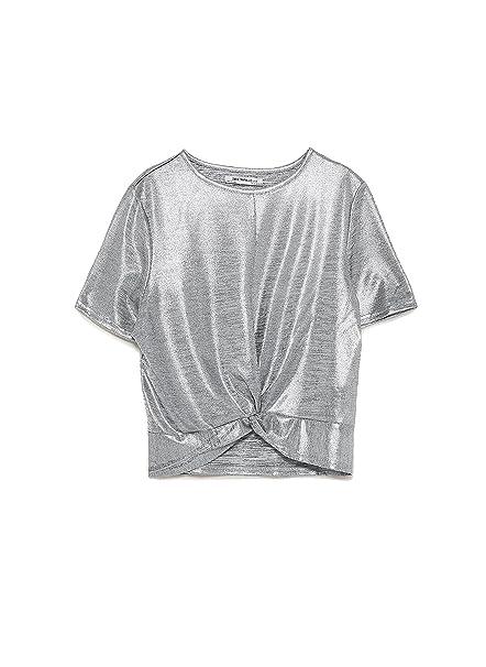 Zara Camisas - para mujer beige M
