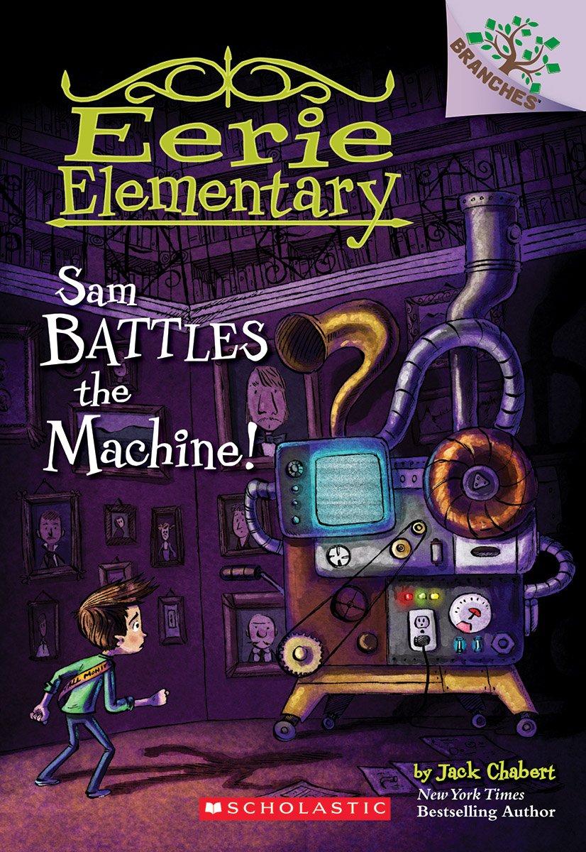 Sam Battles Machine Branches Elementary