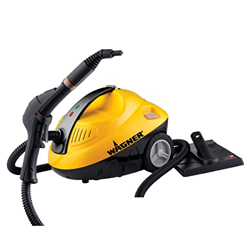 Wagner demand steam cleaner