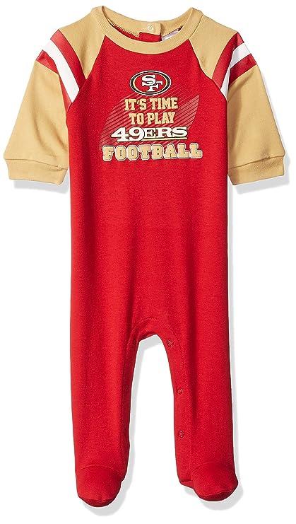 e86abd1ff Amazon.com   NFL San Francisco 49Ers Unisex-Baby Sleep  N Play