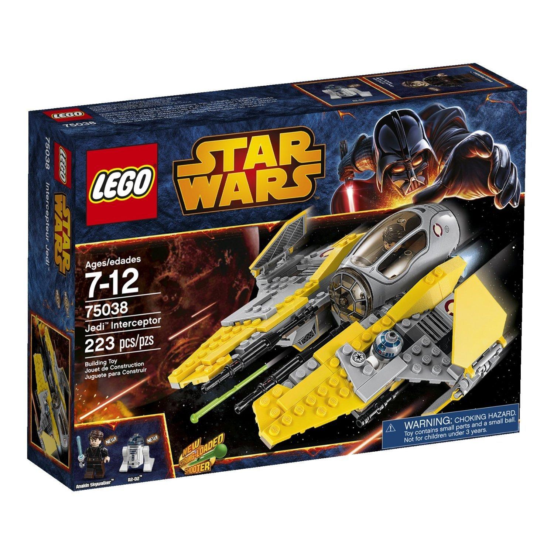 LEGO [Toy] Star Wars Wars 75038 Jedi by Interceptor by LEGO [Toy] [並行輸入品] B00KGGS95Q, デザイナーズ帽子MANABoo Premium:8e438601 --- ijpba.info