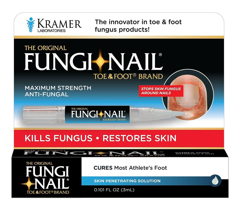 Amazon.com: Fungi-Nail Pen Applicator Anti-Fungal Solution 0.101 FL ...