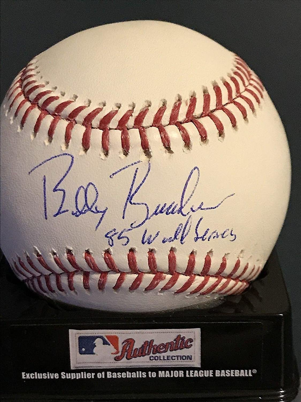 85 World Champs Oml Autographed Baseballs Buddy Biancalana Autographed Baseball