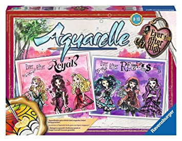 Ravensburger 29484 Ever After High Aquarelle Maxi 30 X 24 Cm