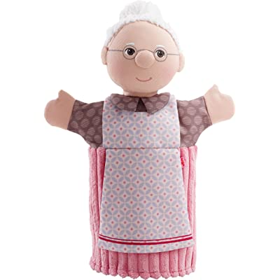 HABA Grandma Glove Puppet: Toys & Games [5Bkhe0505560]
