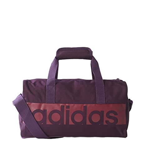 647771188a6af adidas Linear Performance Tasche Red Night Mystery Ruby 57 x 22 x 30 ...