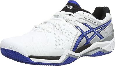 asics Gel-Resolution 6 Clay - Zapatillas de tenis de sintético ...
