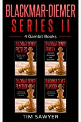 Blackmar-Diemer Series II: 4 Gambit Books (Chess BDG Book 10) Kindle Edition