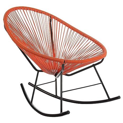 Awe Inspiring Amazon Com Midmod Designs Acapulco Outdoor Rocking Chair Camellatalisay Diy Chair Ideas Camellatalisaycom