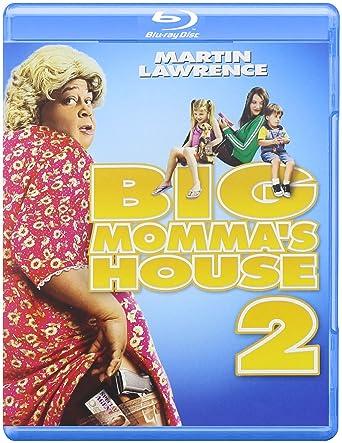 Amazon Com Big Momma S House 2 Blu Ray Martin Lawrence Nia Long