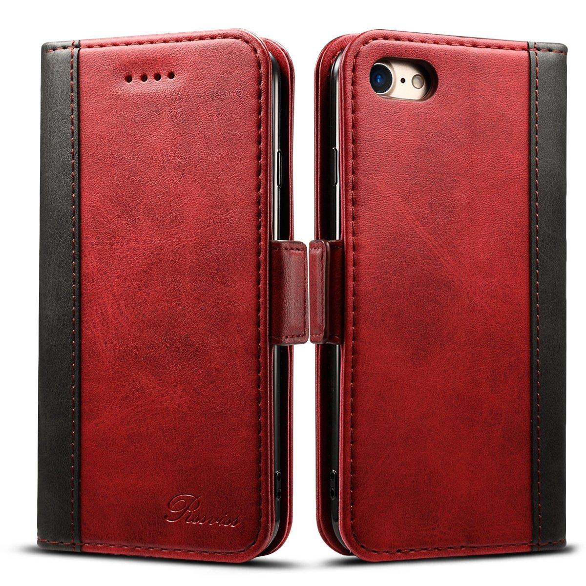 3de05a1cb0 iPhone8 ケース 手帳型 iPhone7ケース Rssviss アイフォン7 ケース iPhone 8 ケース ...