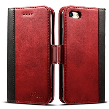 iPhone8 ケース 手帳型 iPhone7ケース Rssviss アイフォン7 ケース iPhone 8 ケース ワイヤレス充電対応