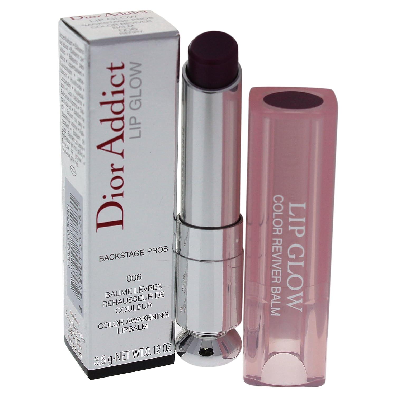 81f33ffa6c Christian Dior Christian Dior Addict Lip Glow Color Awakening Balm, Berry,  0.12 Oz, 0.12 Oz