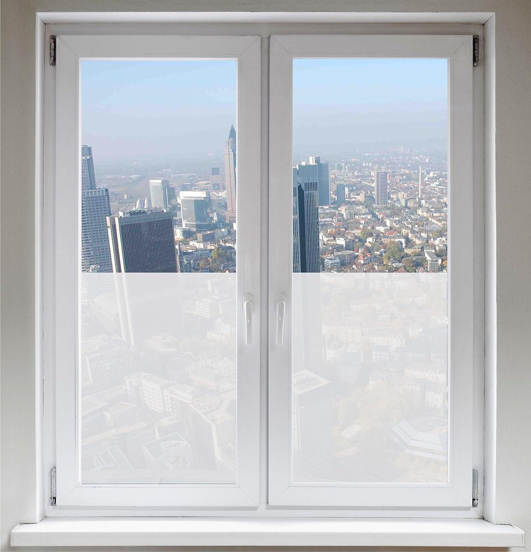 Indigos Ug Fensterfolie Glasdekorfolie Sichtschutzfolie Satiniert