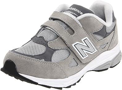 big sale 092e7 0b008 New Balance - unisex-child 990v3 Grade School Running Shoes