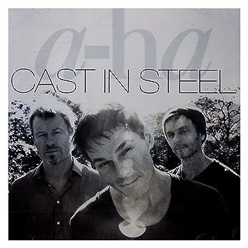 A Ha Cast In Steel Amazon Com Music