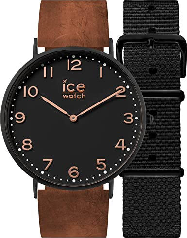 ice watch femme bracelet cuir