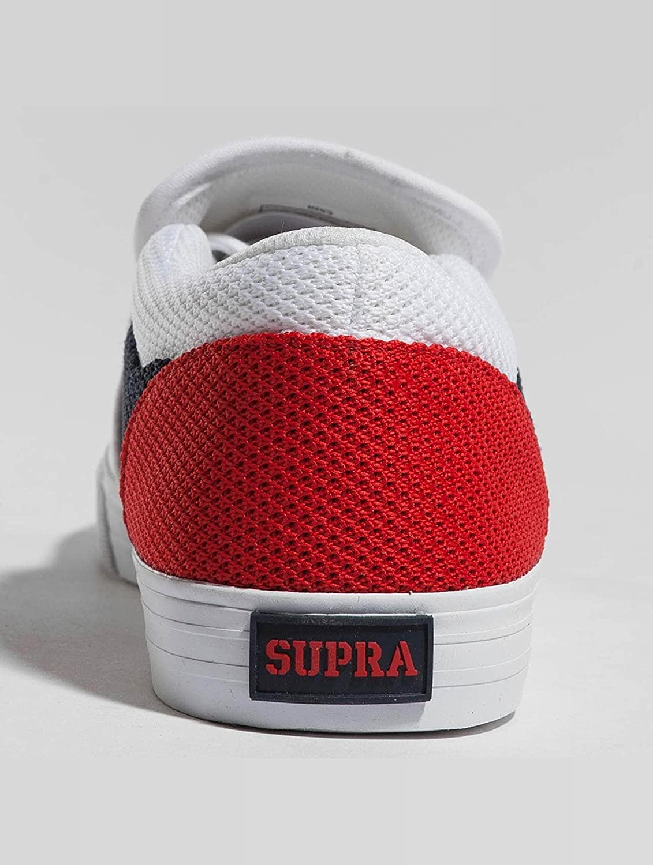 Supra Cuba Sneaker B075ZYFBF2 14 US|White-white M US|White-white 14 4a57c7