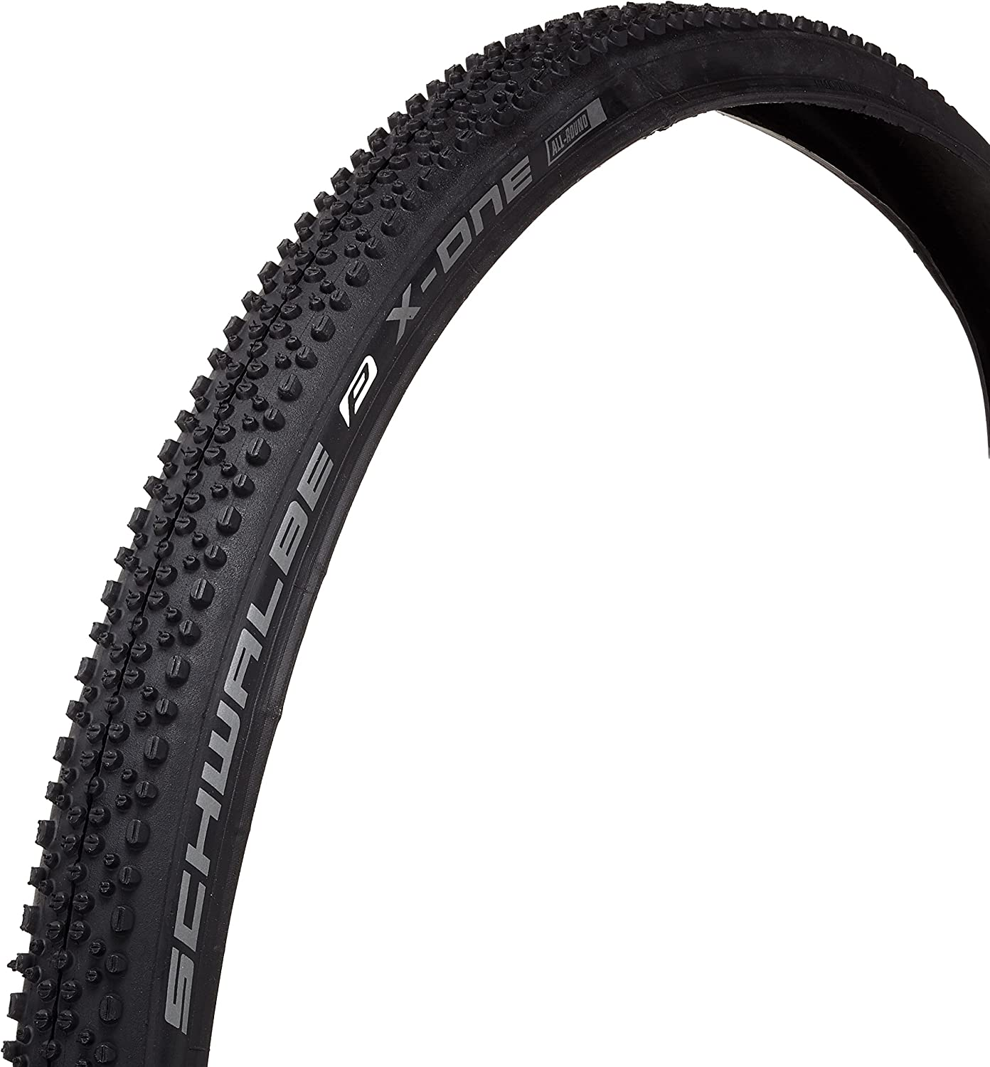 Schwalbe X-One Folding Cyclocross Bike Tire 700x33 Tubeless Easy