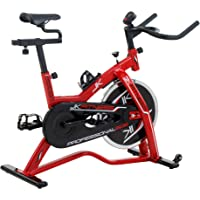 JK FITNESS JK505 Indoor Cycle, Rosso