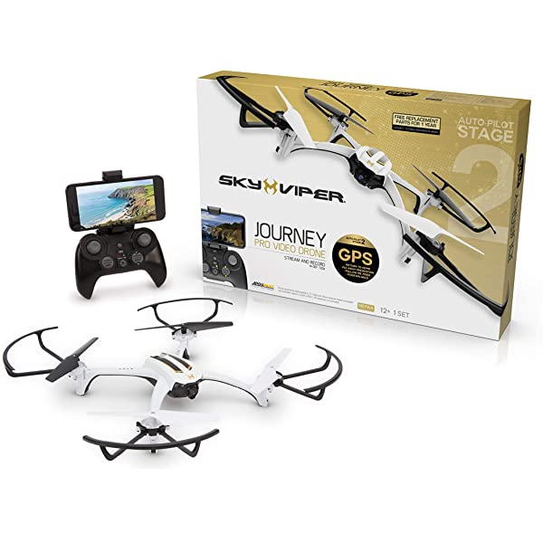 Sky Viper v2450GPS Streaming Drone with Autopilot & GPS